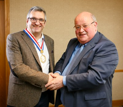 New Chairman & National Committee for Leading Trade Body